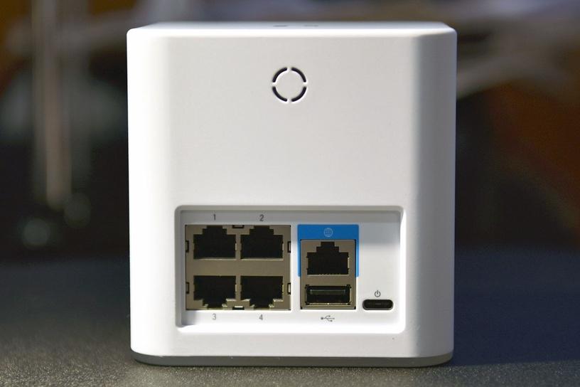 Maršrutizatorius Ubiquiti AmpliFi Mesh Router AFi-R