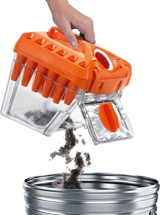 Putekļsūcējs ar ūdens filtru Thomas Hybrid Pet & Friends 786-550 White/Black/Orange