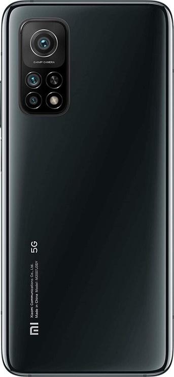 Mobilusis telefonas Xiaomi Mi 10T 5G, juodas, 6GB/128GB