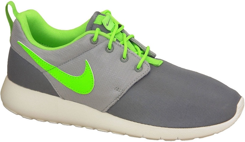 Nike Running Shoes Roshe One Gs 599728-025 Gray 40