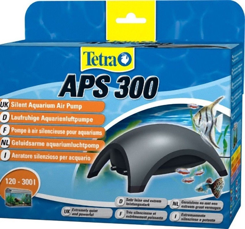 Tetra Aquarium Air Pump APS 300