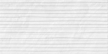 Keraminės dekoruotos plytelės BORNEO 1 WHITE, 30X60 cm