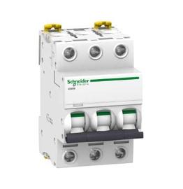 Automatinis jungiklis Schneider IC60N , 3P, C, 32A, 10kA