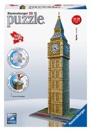 Ravensburger 3D Puzzle London Big Ben 125548