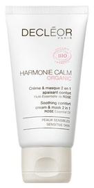 Decleor Harmonie Calm Organic Soothing Comfort Cream 50ml