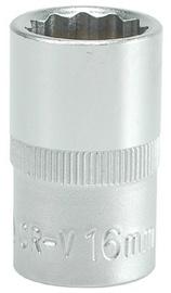 """Yato Bihexagonal Socket 1/2"""" 16mm"""