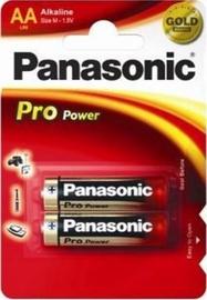 Panasonic LR6 Alkaline Battery AAx 2