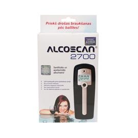 Alkometrs Alcoscan 2700