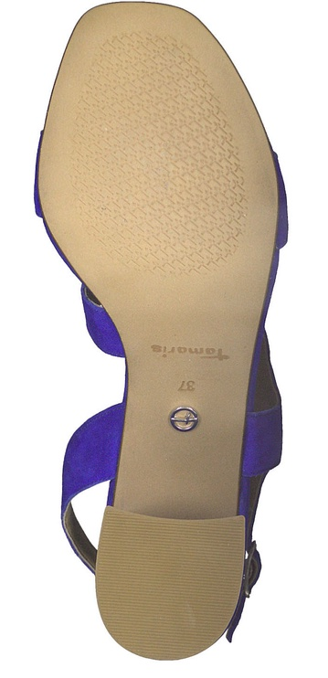 Tamaris Pam Healed Sandal 1-1-28385-22 Royal 38