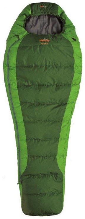 Спальный мешок Pinguin Savana 185 Green, правый, 185 см