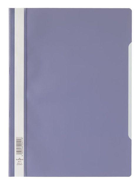 Durable Manilla Folder Purple