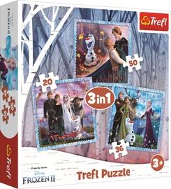 Trefl 3-In-1 Puzzle Frozen II 20/36/50pcs 34853