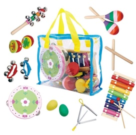 EcoToys Set Of Musical Instruments 14pcs 199373
