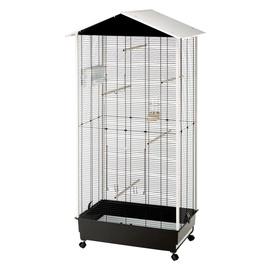 Клетка для птиц VLX Ferplast 56115423, 765 мм x 570 мм x 1615 мм