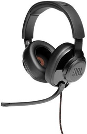 Ausinės JBL Quantum 200 Over-Ear Gaming Black