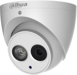 Dahua 6MP IR Eyeball Network Camera White