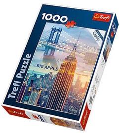 Puzle Trefl New York City 10393, 1000 gab.
