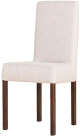 Bodzio KWN Chair with Brown Legs Latte S5