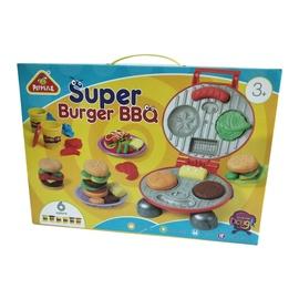 Žaislinis modelino rinkinys 9005 burger bbq