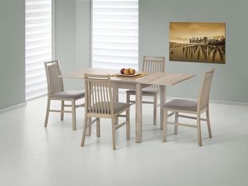 Pusdienu galds Halmar Gracjan Sonoma Oak, 800 - 1600x800x760 mm