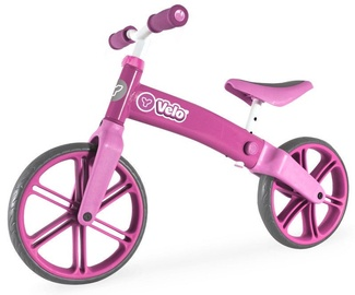 Yvolution YVelo Senior Balance Bike Pink