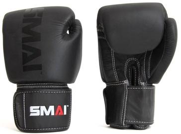 SMAI Elite P85 Boxing Gloves Black 8OZ