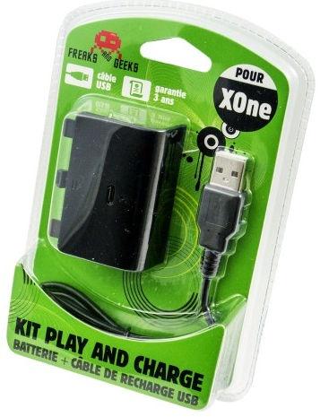 Аксессуар Freaks And Geeks Xbox One Kit Play And Charge