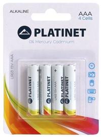 Platinet MN2400 Alkine Batteries 4pcs