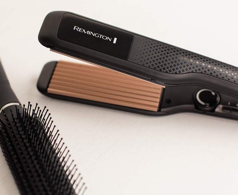 Plaukų formavimo žnyplės Remington Ceramic Crimp 220 S3580