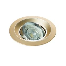 Įmontuojamas šviestuvas Kanlux Colie DTO-G, 35W, GU10