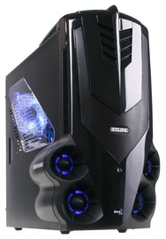 Aerocool Syclone 2 Midi Tower Blue/Black