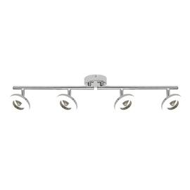 Kryptinis šviestuvas Domoletti LED16032-4TU2, 4X4.3W, LED