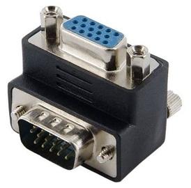 4World Adapter VGA to VGA Black