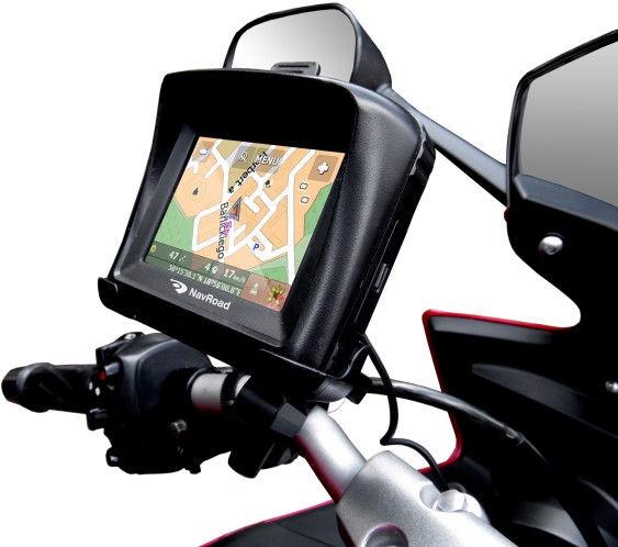NavRoad Moto2 + Navigator Free EU