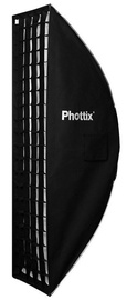 Phottix Solas Strip Softbox With Grid 35x140cm