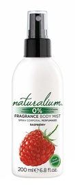 Naturalium Raspberry Body Mist 200ml
