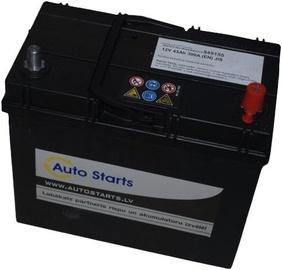 Аккумулятор Auto Starts B31, 12 В, 45 Ач, 330 а