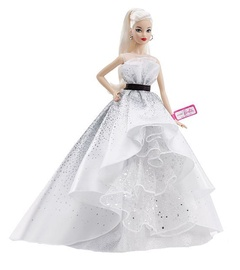 Mattel Barbie Signature 60th Anniversary Doll FXD88