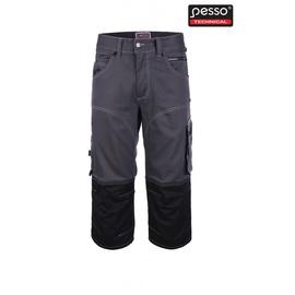 Брюки Pesso, черный/серый, C50