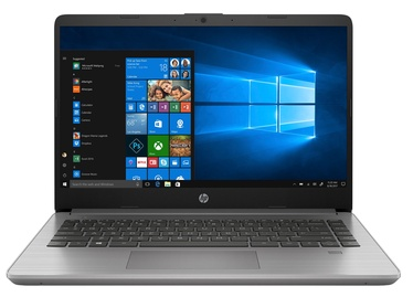 "Nešiojamas kompiuteris HP 340S G7 9HQ31EA PL Intel® Core™ i7, 8GB/512GB, 14"""