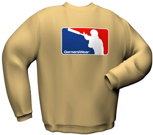 GamersWear Counter Sweater Brown M