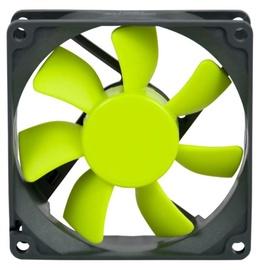 Coolink Fan SWiF2 80mm Ultra Silent 800 Black/Green