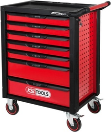 KS Tools 826.0007 RacingLine Toolbox Red