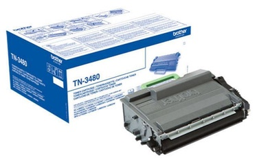 Lazerinio spausdintuvo kasetė Brother TN3480 Toner Cartridge Black