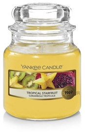 Yankee Candle Classic Small Jar Tropical Starfruit 104g