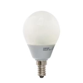 Kompaktinė liuminescencinė lempa Osram A55, 9W, E14, 2500K, 430lm