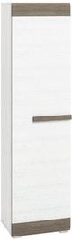 Spinta ML Meble Blanco 03, 55x42x202 cm