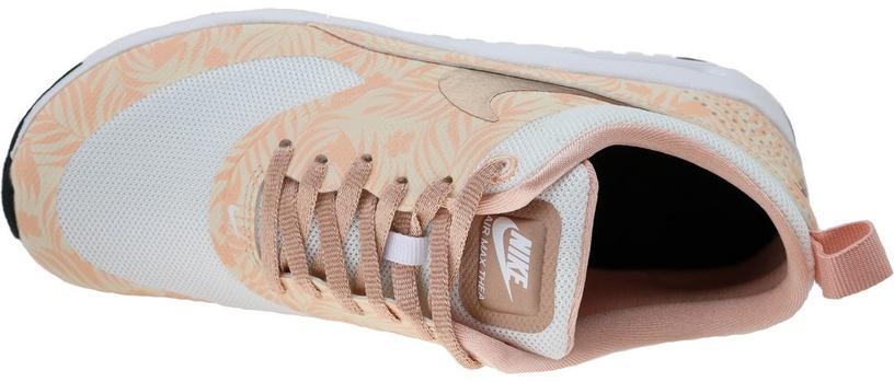 Nike Sneakers Air Max Thea Print GS 834320-100 Beige 38