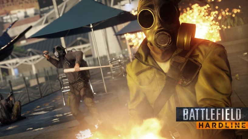 Компьютерная игра Battlefield Hardline PC