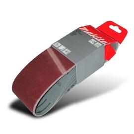 Šlifavimo juosta Makita P-37203, K100, 533x76 mm, 5 vnt.